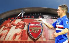 Sampdoria chief confirms Arsenal have secured £26 million deal for Uruguayan midfielder