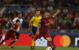 Radja Nainggolan's departure from Roma is set to go through this week