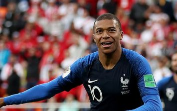 Kylian Mbappe compared to David Nugent after scoring his first ever World Cup goal