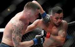 Rafael dos Anjos' ear almost fell off during UFC 225 defeat to Colby Covington