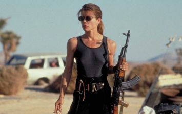 The first photos of Linda Hamilton in Terminator 6 are here