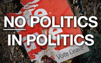 Labour accused of playing politics with politics over Brexit, by patriotic politicians