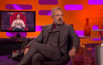 Here's who will be on Graham Norton's couch tonight