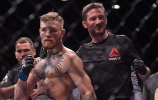 John Kavanagh makes bold claim about McGregor vs. Nurmagomedov title fight