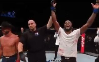 Birmingham's Leon Edwards gets biggest win of career at expense of UFC legend Donald Cerrone