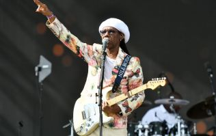 Nile Rodgers says Chic's Bernard Edwards would have loved new single