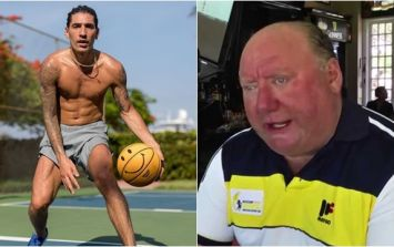 Hector Bellerin hits back at Alan Brazil over diet criticism