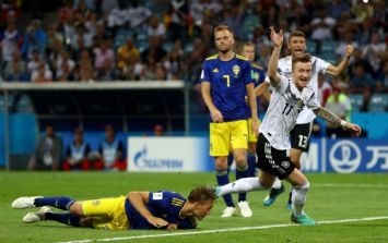 Germany face horror clash in Round of 16 despite beating Sweden