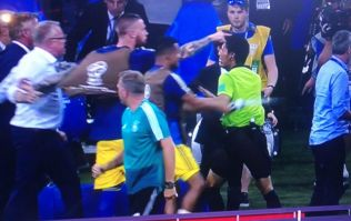 WATCH: Sweden manager fuming with Germany for over the top celebrations