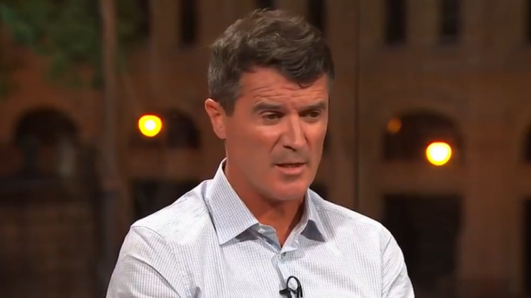 Roy Keane was disarmingly positive after Germany's victory over Sweden
