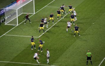 Toni Kroos' shifting of the angle cost one unlucky punter over £5,000