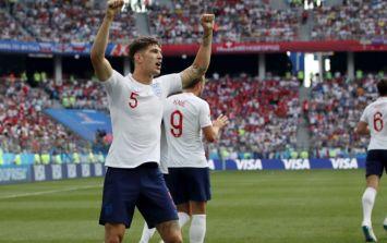 John Stones has now scored more World Cup goals than Wayne Rooney