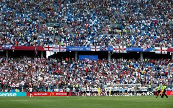 England fan travels all the way to Russia before realising he left his ticket at home