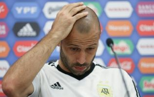 Javier Mascherano denies reports of mutiny in Argentina squad