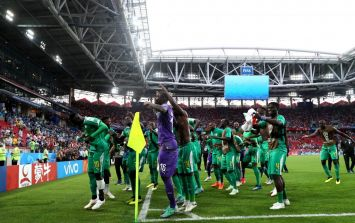 WATCH: Senegal have the greatest warm-up routine you'll ever see
