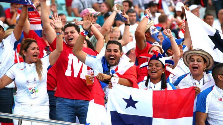 Panama commentators' reaction to national anthem will have you supporting them against Tunisia