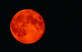 Glowing red 'blood moon' will bring longest eclipse this century