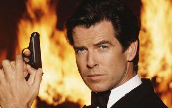 Pierce Brosnan backs Tom Hardy to be the next James Bond