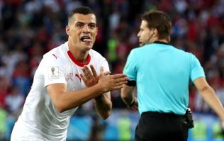 GoFundMe page launched to help pay for Xhaka, Shaqiri and Lichtsteiners's fines issued by FIFA