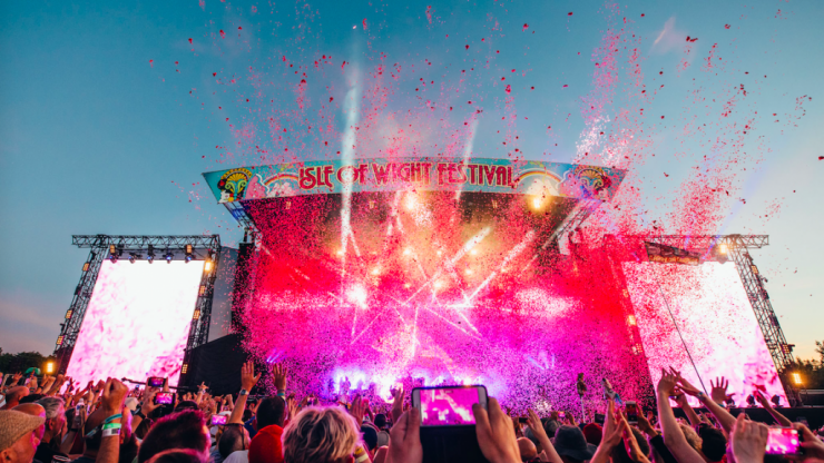 50 for 50: The best bits from this year's Isle of Wight Festival