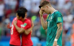 Italian sports newspaper has hilarious response to Germany being knocked out of the World Cup
