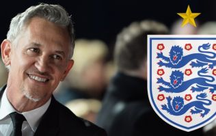 Gary Lineker is in little doubt about which side of the draw he'd prefer to be on