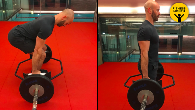Trap bar deadlift: the best exercise you're probably not