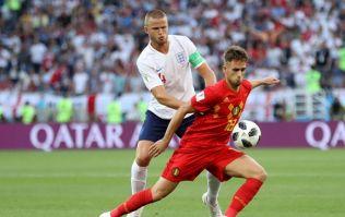'He's the English Glenn Whelan' - Eric Dier's performance against Belgium wasn't well received