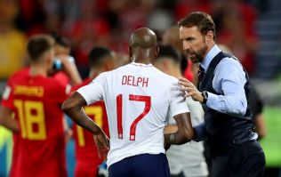 Fabian Delph has flown back to England to attend the birth of his child