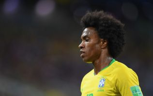 Manchester United have competition for Willian as £50m bid is rejected