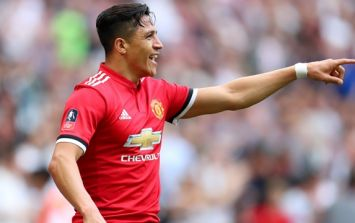 Alexis Sanchez reveals which Man United teammate he wants to see win the World Cup
