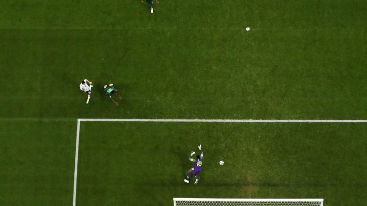 A frame-by-frame analysis of one of the greatest goals Lionel Messi has ever scored