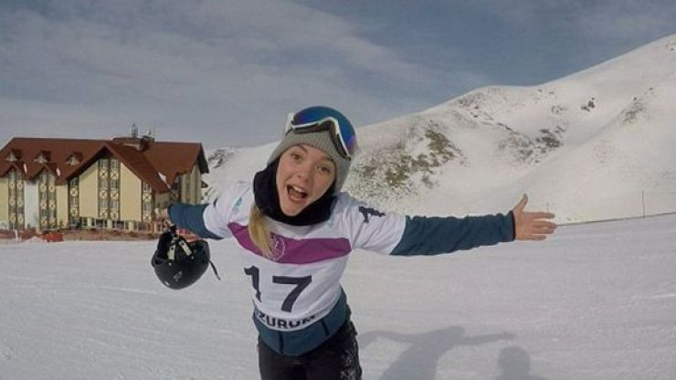 Rising star of Team GB died by suicide before her 18th birthday party