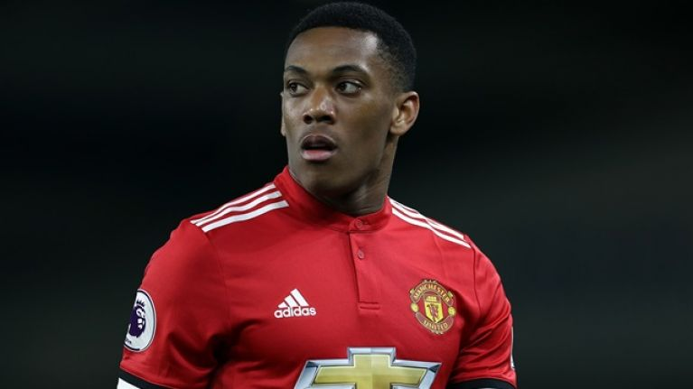 Anthony Martial set to be fined £180,000 by Manchester United