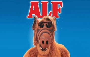ALF is being rebooted as '90s kids everywhere have a major nostalgia flashback
