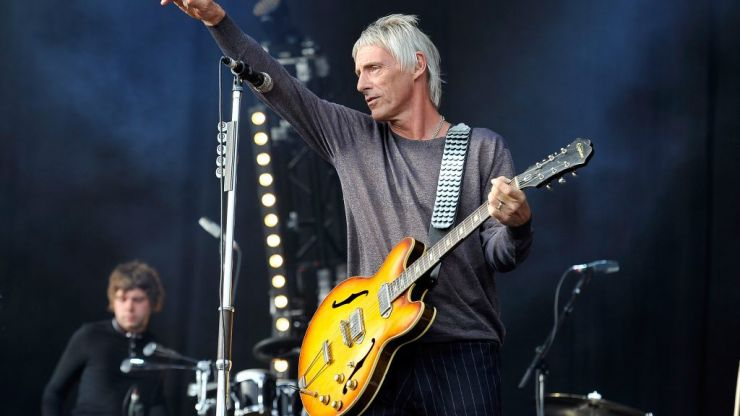 """Paul Weller releases new song """"Movin On"""" ahead of upcoming new album"""