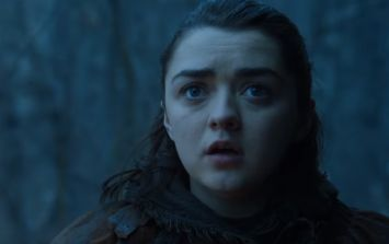Game of Thrones had a sex scene that was almost too much for Maisie Williams' parents
