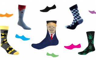 What your choice of sock says about you as a person