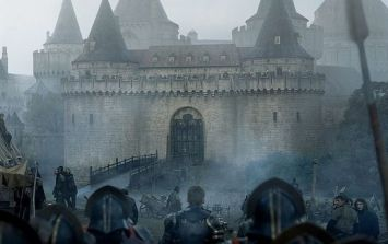 You can now buy part of one of the castles from Game of Thrones