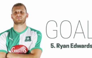 Plymouth Argyle defender scores on league return after recovering from testicular cancer