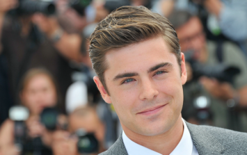 Zac Efron braided his dreadlocks and looks like he belongs in a drum circle at Glastonbury