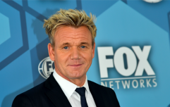 Gordon Ramsay just got pictured at the beach and turns out he's absolutely ripped