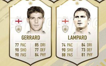 FIFA 19 attempts to settle Steven Gerrard vs Frank Lampard debate