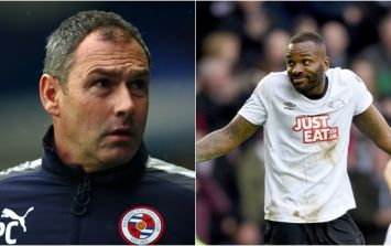 Paul Clement takes dig at Darren Bent's weight after forward's criticism