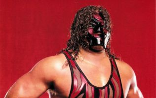 WATCH: Kane plays his WWE entrance music at his acceptance speech after being elected mayor
