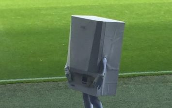 West Bromwich Albion's new 'Boiler Man' mascot has people extremely confused