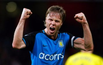 Can you name the Aston Villa starting XI for their Premier League opener 10 years ago?