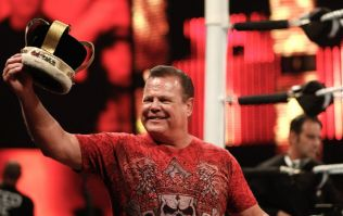 Jerry Lawler pays moving in-ring tribute to his late son Brian Christopher