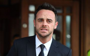 Ant McPartlin breaks Twitter silence following drink driving conviction