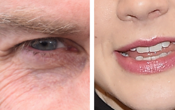 QUIZ: Can you guess the celebrity we've zoomed in on?